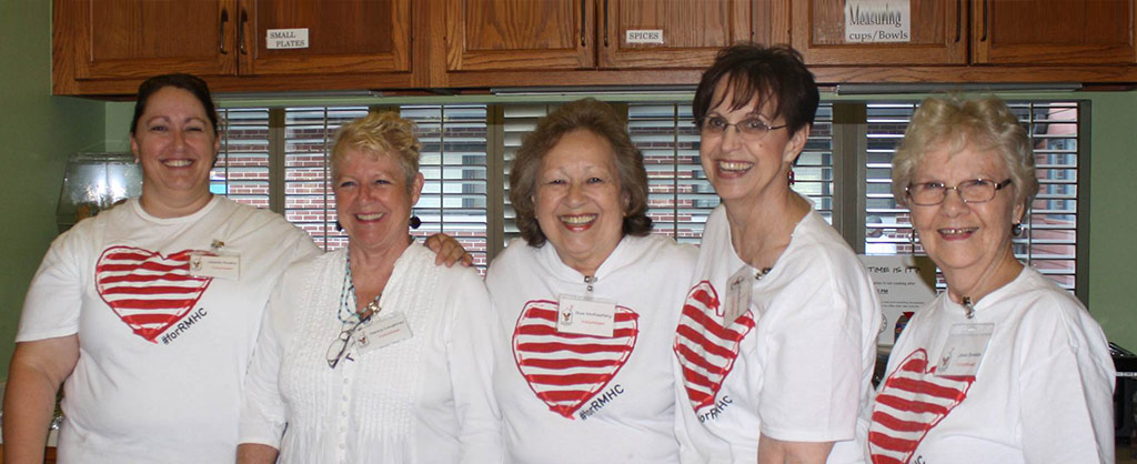 volunteer at Tulsa RMHC